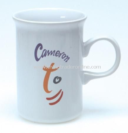 Sheraton White Porcelain Mug
