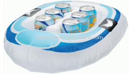 Inflatable Cooler Boat