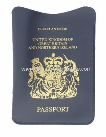 Newcalf PU European Passport Sheath