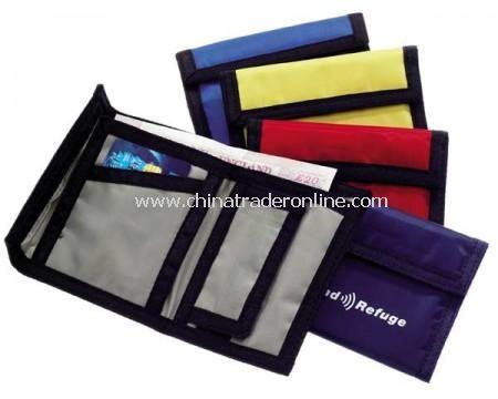 Nylon Ripper Wallet
