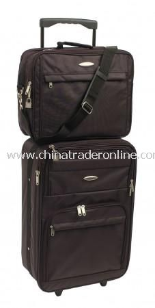 Briefcase and Trolley Bag