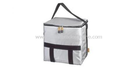COOLER BAG DE LUXE 210d Nylon with Foil/PVC Lining from China