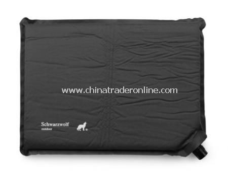 Cushion, self inflatable, supplied in a pouch. (D)