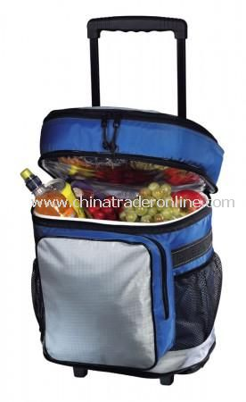 Hudson Deluxe Trolley Cooler Bag