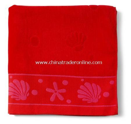 Tuna Cotton bath towel from China