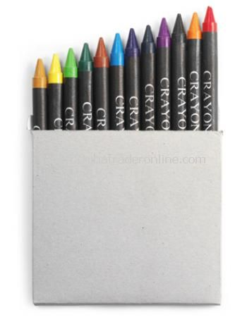 Miniwax Crayon set from China