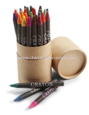 Maxiwax Crayon set