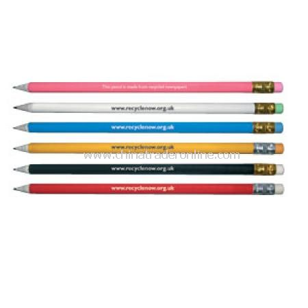 Newspaper Pencils (09)