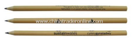 Recycled Pencils from China
