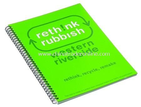 A4 Recycled Notepad from China
