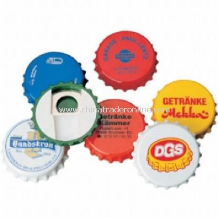 Bottle Cap Bottle Opener