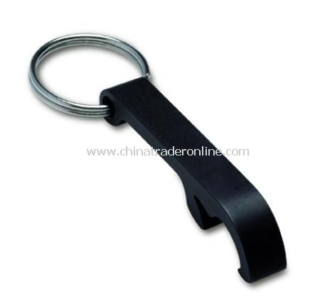 Keyring and bottle opener