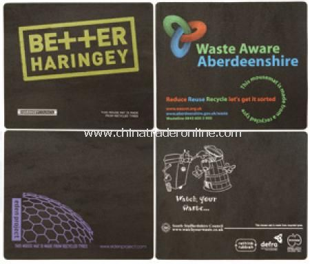 Recycled Mouse Mats