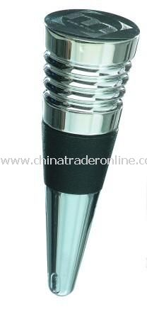 Silver Plated Wine Stopper