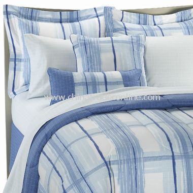 Newport Coastal Life Complete Bed Ensemble, 100% Cotton