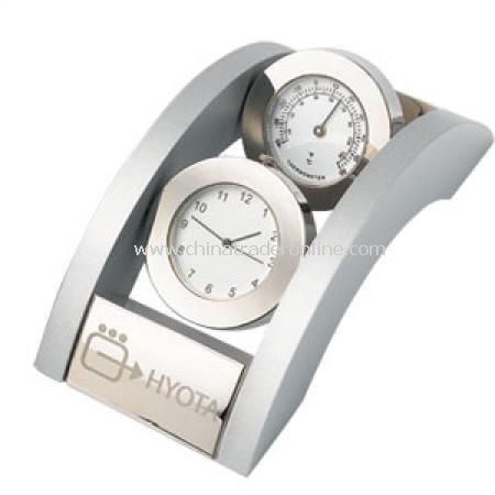 Double Display Desk Clock from China