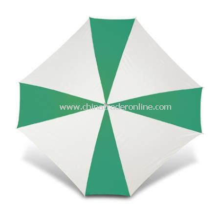 Promotional umbrella with wooden handle and automatic opening (D)