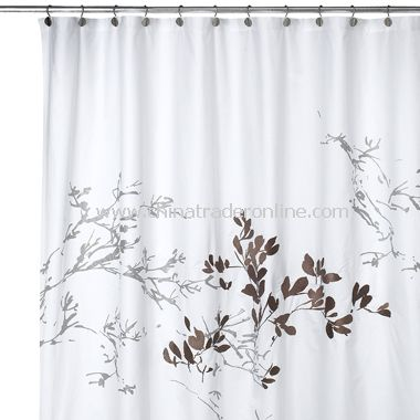 Adelaide Fabric Shower Curtain