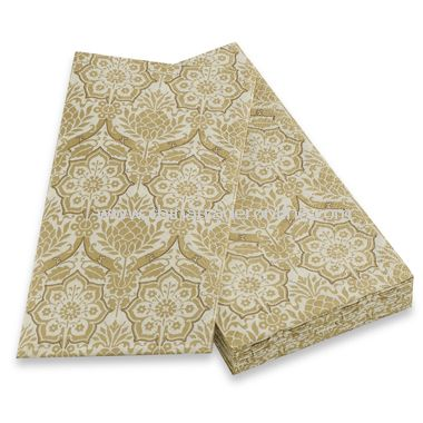 Byzantine Gold Guest Towel