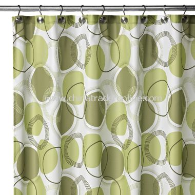 The Best Shower Curtains - Fabric Shower Curtains ~ Curtains