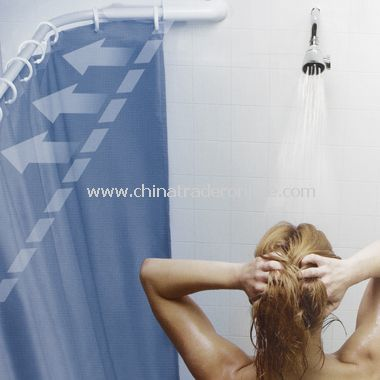 Contour Curved Shower Rod