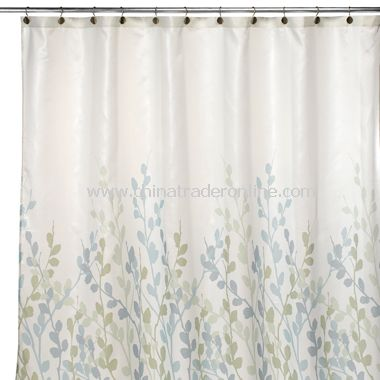 DKNY Spring Tree Fabric Shower Curtain