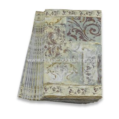Fontuny Disposable Buffet/Guest Towels by Croscill (Set of 16)
