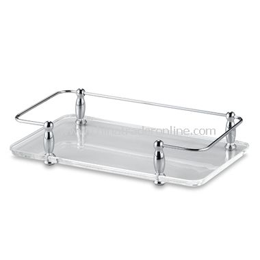 Guest Acrylic Towel Holder