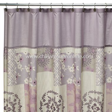 Curtains Ideas cloth shower curtain : wholesale Jardin Fabric Shower Curtain-buy discount Jardin Fabric ...