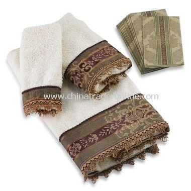 Texture Embroidery Bath Towels You Ll Love Wayfair