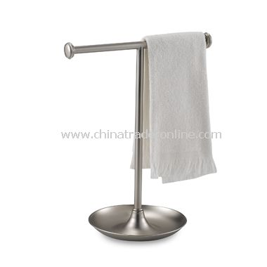 Umbra Palm Brushed Nickel Towel Tree