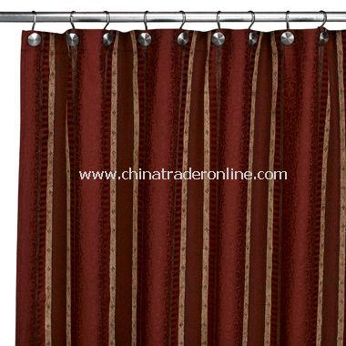 Devon Fabric Shower Curtain