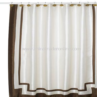 grandeur shower curtain