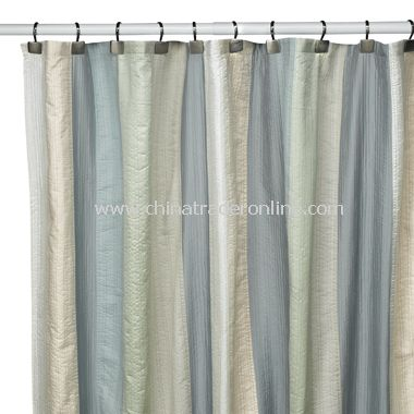 Spa Pastel Shower Curtain From China