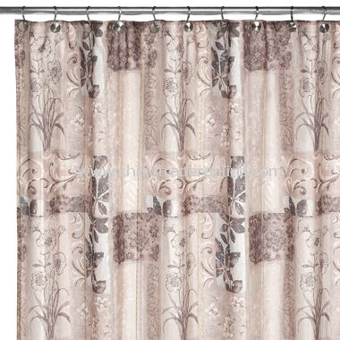 wholesale Ziana Fabric Shower Curtain by Croscill-buy discount ...
