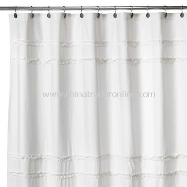 Cambridge Fabric Shower Curtain