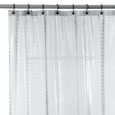 wholesale Metro Clear Vinyl Shower Curtain-buy discount Metro ...