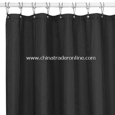 Wholesale Weston Royal Blue Fabric Shower Curtain Buy Discount