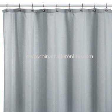 Weston Sea Glass Fabric Shower Curtain