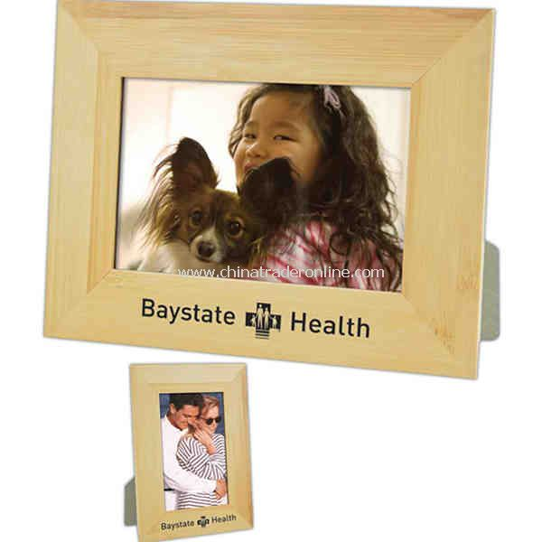 bamboo picture frame from China