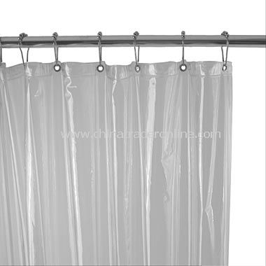 Heavy Gauge Shower Curtain Liner