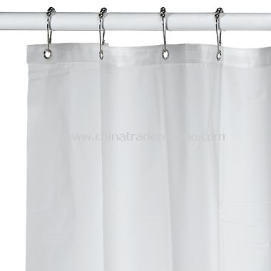 Pure Eco-Friendly Frost EVA Shower Curtain Liner