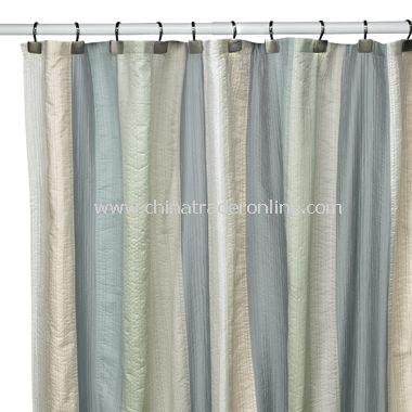 Spa Pastel Shower Curtain