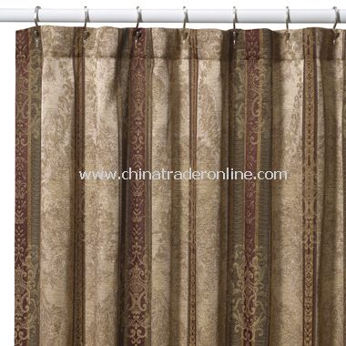 wholesale Townhouse Fabric Shower Curtain by Croscill-buy discount ...
