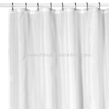 Ultimate White Nylon Shower Curtain Liner from China