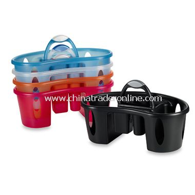 Basket Shower Tote