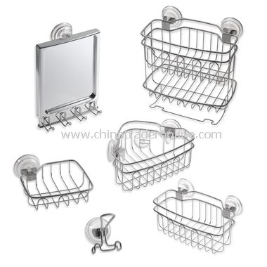 Lupo Lock Suction Bath Accessories From China