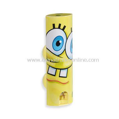 SpongeBob Toothpaste Dispenser