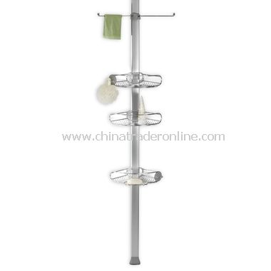 Stainless Steel Tension Shower Caddy