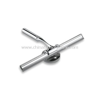 Deluxe Chrome Shower Squeegee